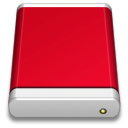 Drive PRODUCT Red icon