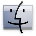 Finder-Graphite icon