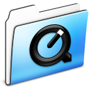 QuickTime Folder smooth icon
