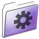 Smart Folder smooth icon
