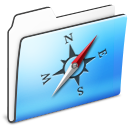 Web Folder smooth icon