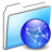 Network Folder smooth icon