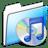iTunes Folder smooth icon