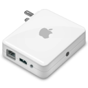 AirPort Express Base Station with AirTunes icon