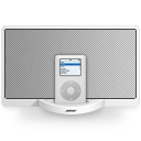 BOSE SoundDock white icon