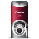 Canon IXY DIGITAL L3 red icon