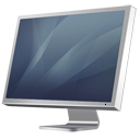 Cinema Display Diagonal graphite icon
