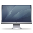 Cinema-Display-graphite icon