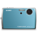 Cybershot DSC T33 blue icon