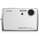 Cybershot DSC T33 white icon
