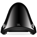 JBL Creature II black icon