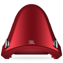 JBL-Creature-II-red icon