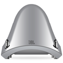 JBL Creature II silver icon