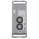 Power Mac G5 back icon