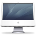iMac graphite icon