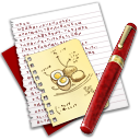 Diary Recipe icon