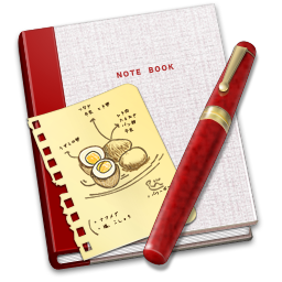 Notebook Recipe icon