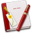 Notebook Bookmark icon