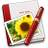 Notebook-Photo-Sunflower icon