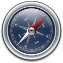 Compass Blue icon