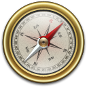 Compass Gold icon