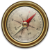 Compass-Vintage icon