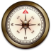 Compass-iPhone-Correction icon