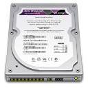 Internal Drive 640GB icon