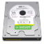 Internal Drive 720GB icon