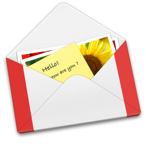 Letter-GMail icon