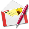 Letter-GMail-pen icon