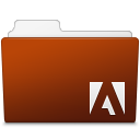 Adobe-Bridge-Folder icon