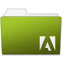 Adobe Dreamweaver Folder icon
