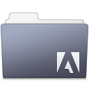 Adobe-Encore-Folder icon