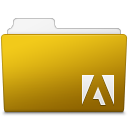 Adobe-Fireworks-Folder icon