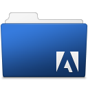 Adobe-Photoshop-Folder icon