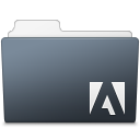 Adobe Photoshop Lightroom Folder icon