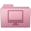 Computer Folder Sakura icon