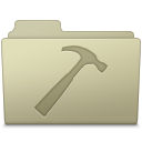Developer Folder Ash icon