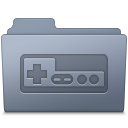 Game-Folder-Graphite icon