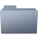 Generic-Folder-Graphite icon