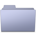 Generic Folder Lavender icon
