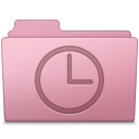 History Folder Sakura icon