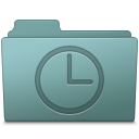 History Folder Willow icon