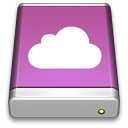 IDesk Purple icon