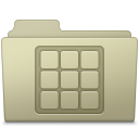 Icons Folder Ash icon