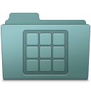 Icons Folder Willow icon