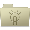 Idea Folder Ash icon
