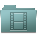 Movie Folder Willow icon