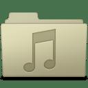 Music Folder Ash icon